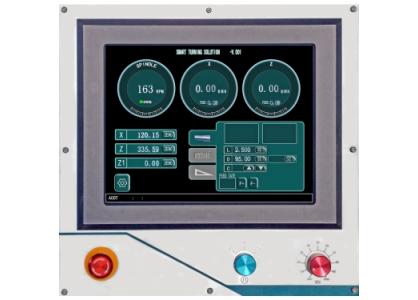 Elektroniczny pulpit sterowania